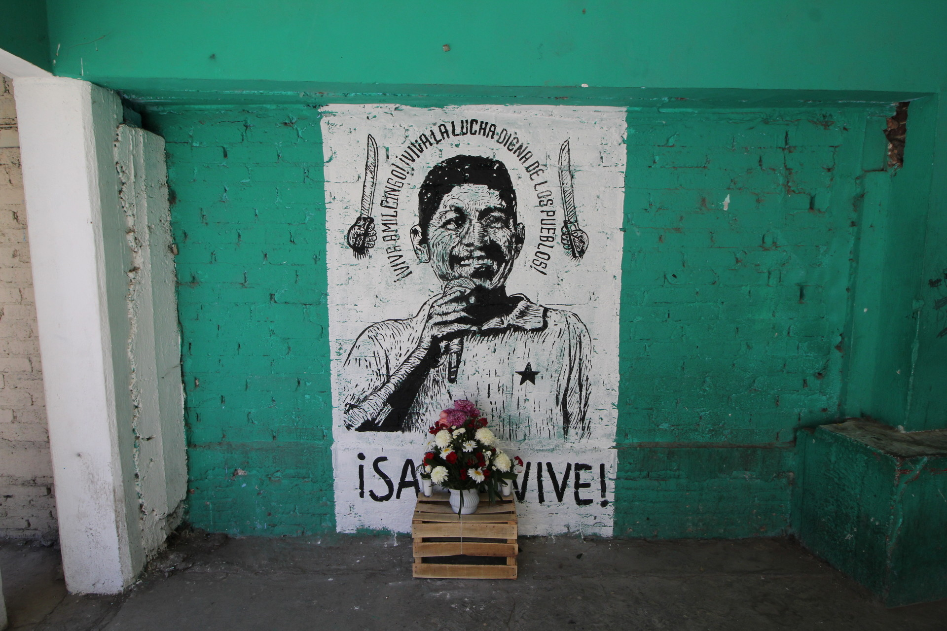 El asesinato de un líder popular desata el enojo de varios pueblos en contra de López Obrador (Morelos)