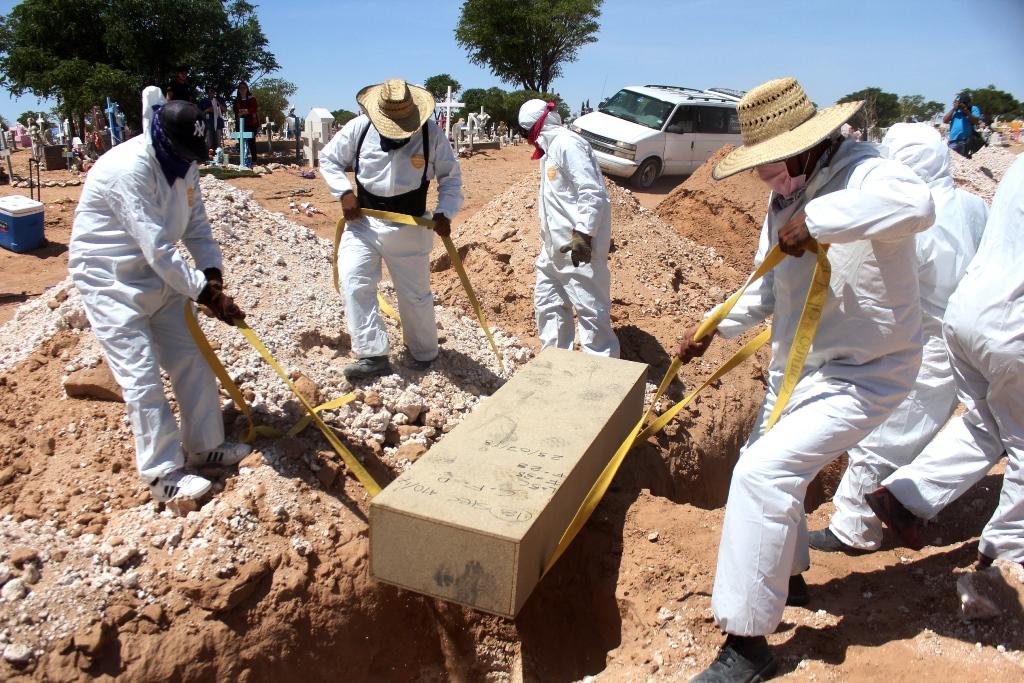 La cifra de desaparecidos es más alta de la que admitió Peña Nieto