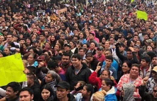 Se unen más empresas a la huelga en Matamoros (Tamaulipas)