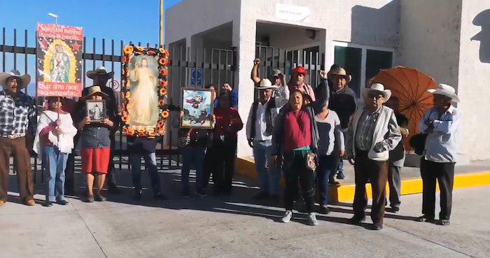 AMLO ofrece desde Morelos la consulta para la termoeléctrica; Concejo Indígena le dice que no (Puebla, Tlaxcala, Morelos)