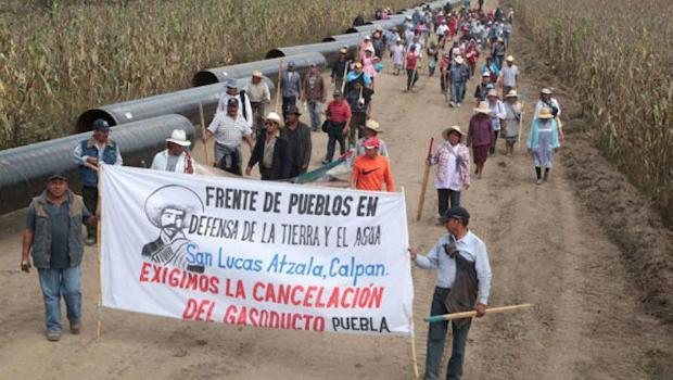 Atiza enojo popular la termoeléctrica de Huexca (Morelos)