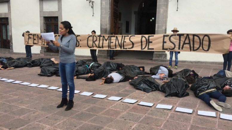 Celapaz contabiliza 28 feminicidios en Querétaro durante 2018