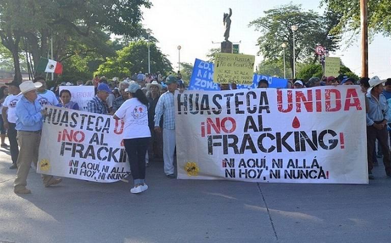 Pese a prohibición de AMLO, fracking amenaza a la Huasteca (Veracruz)
