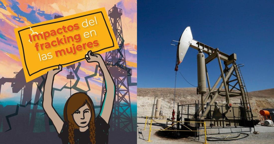 El fracking sigue realizándose en México y las mujeres son uno de los grupos más vulnerables
