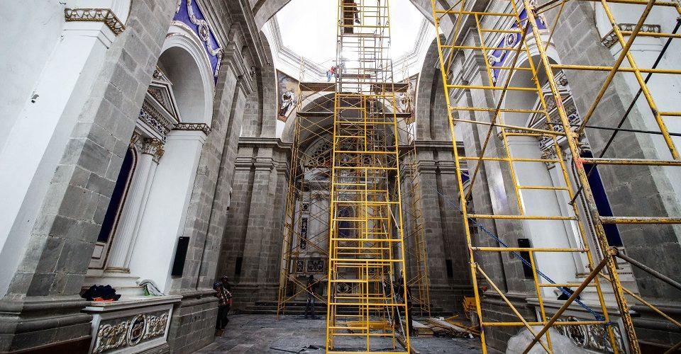 Restauración y conservación del patrimonio cultural, en riesgo por recorte de presupuesto