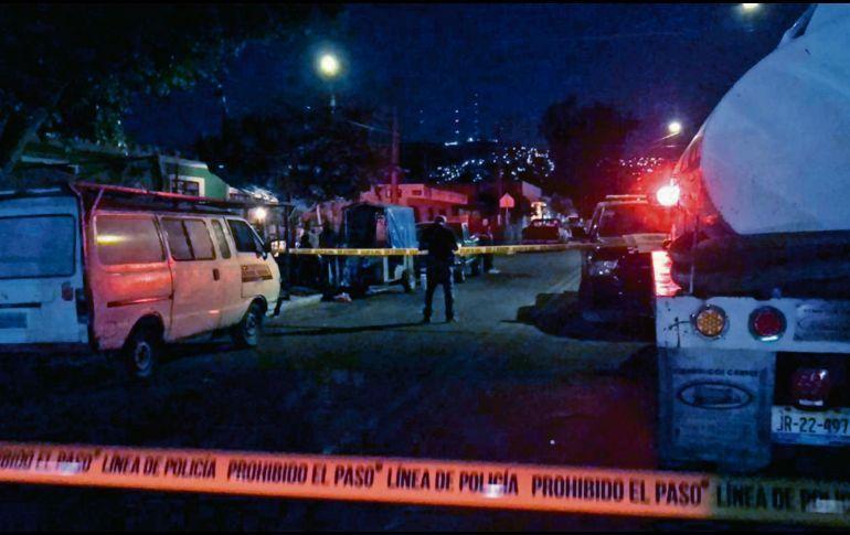 Otra jornada violenta en la ZMG; ahora, 23 asesinatos (Jalisco)