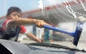 Trabajan 500 niños en la calle (Zacatecas