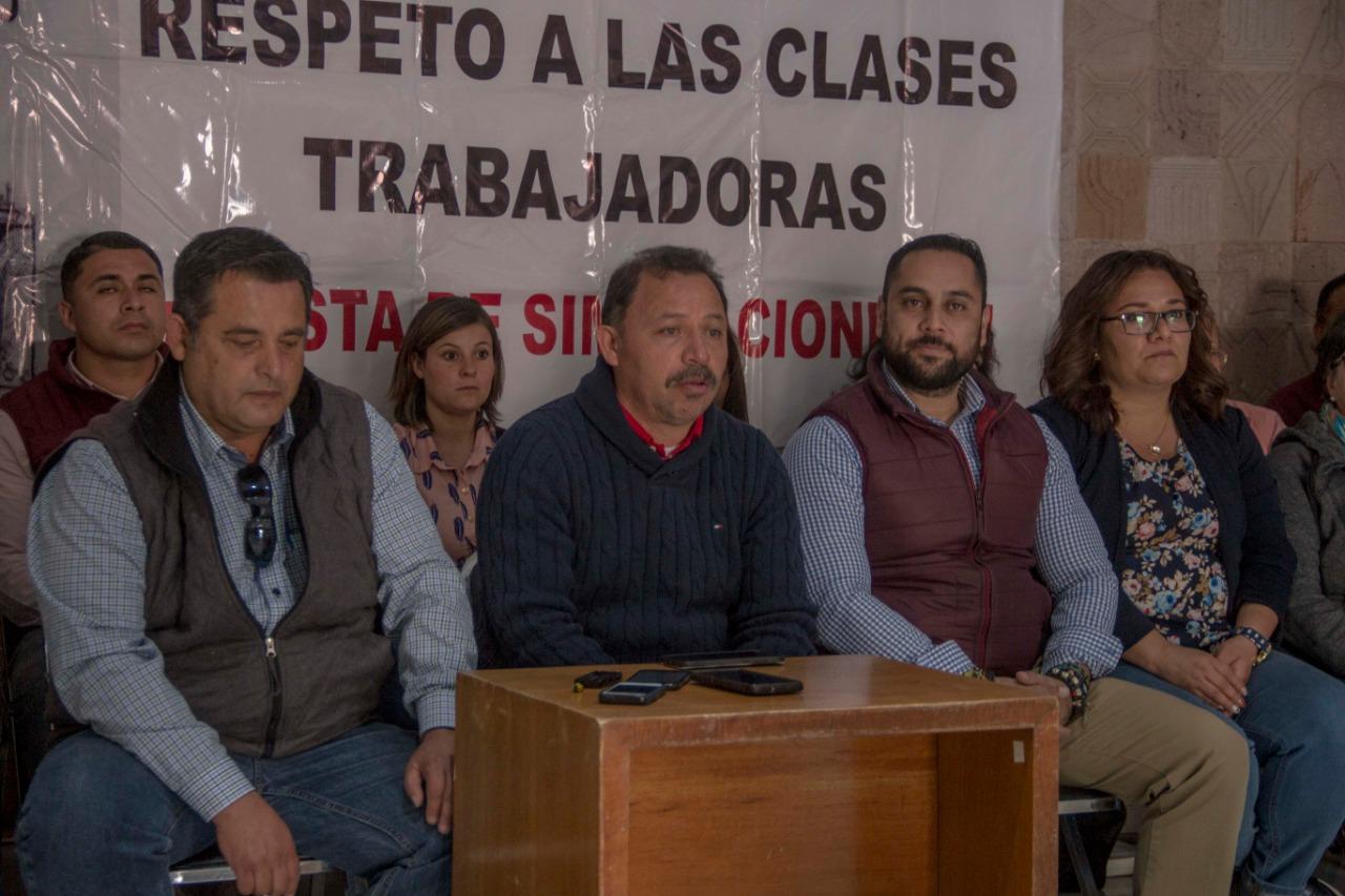 Denuncian despidos injustificados (Zacatecas)