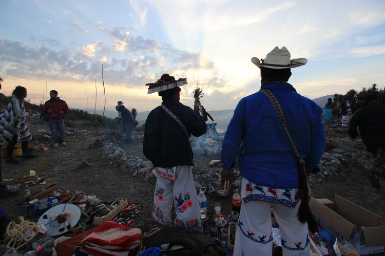 Wixárikas reclaman a Jalisco dejar pasividad