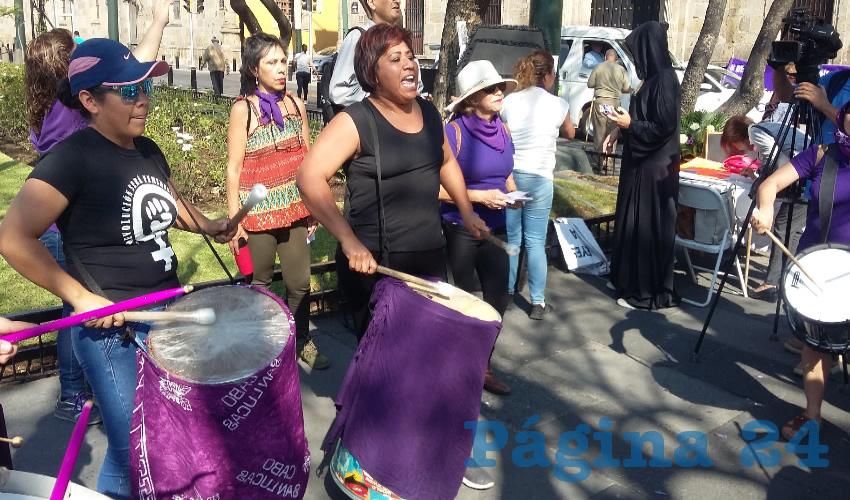 Colectivos feministas repudian extinción del IJM (Jalisco)
