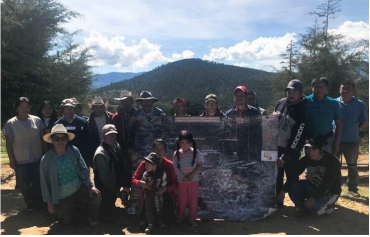 Histórico: indígenas mexicanos podrían ganar batalla contra gigante minero canadiense (Puebla)
