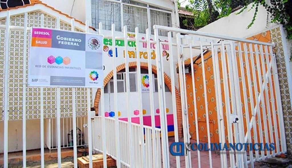 Promueven amparos guarderías y estancias infantiles de Manzanillo