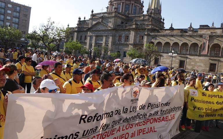 Exigen el Fedetjal al gobierno de Jalisco que se sancione a responsables de desfalcos en Ipejal
