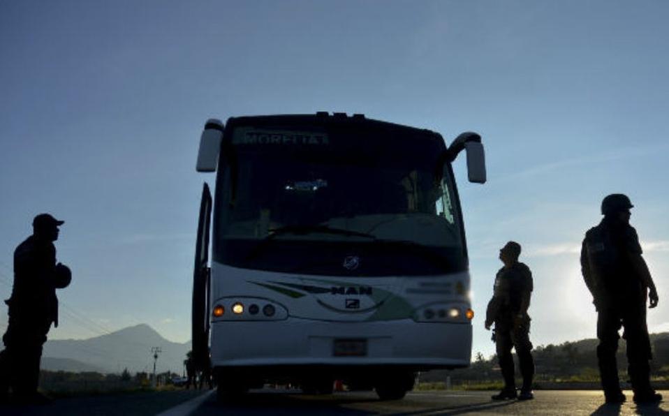 Policía Estatal, a la caza de migrantes centroamericanos (Tamaulipas)