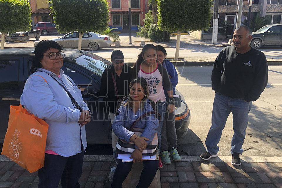 Presentan demanda colectiva contra empresa de limpieza en Matamoros (Tamaulipas)