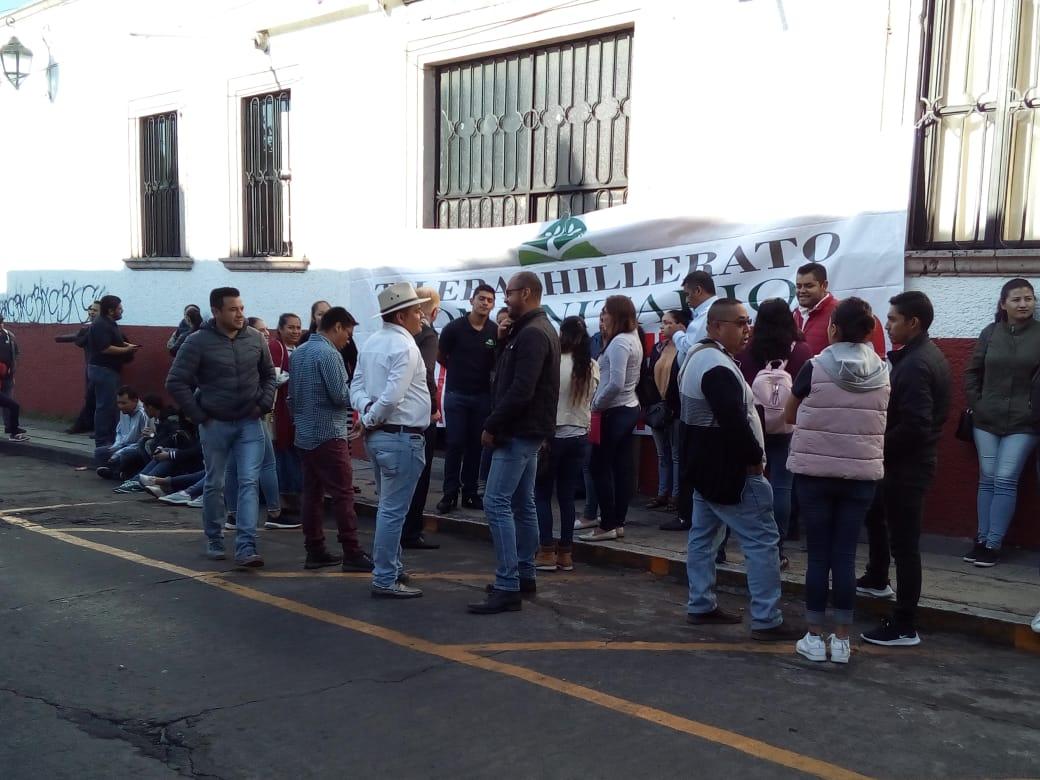 Adeuda gobierno de Michoacán más de 4 mdp a maestros de Telebachillerato