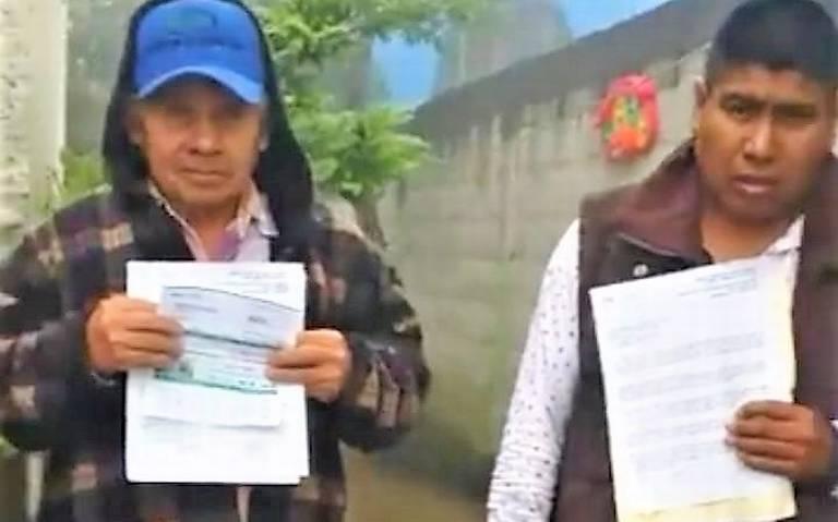 CFE suspende servicio a familias de Tlanchinol por falta de pago (Hidalgo)