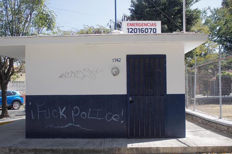 Vecinos de la Monumental responden a delincuencia (Jalisco)