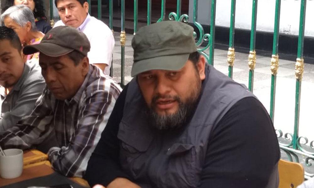 Activistas de Tehuacán se solidarizan con Amilcingo (Puebla)