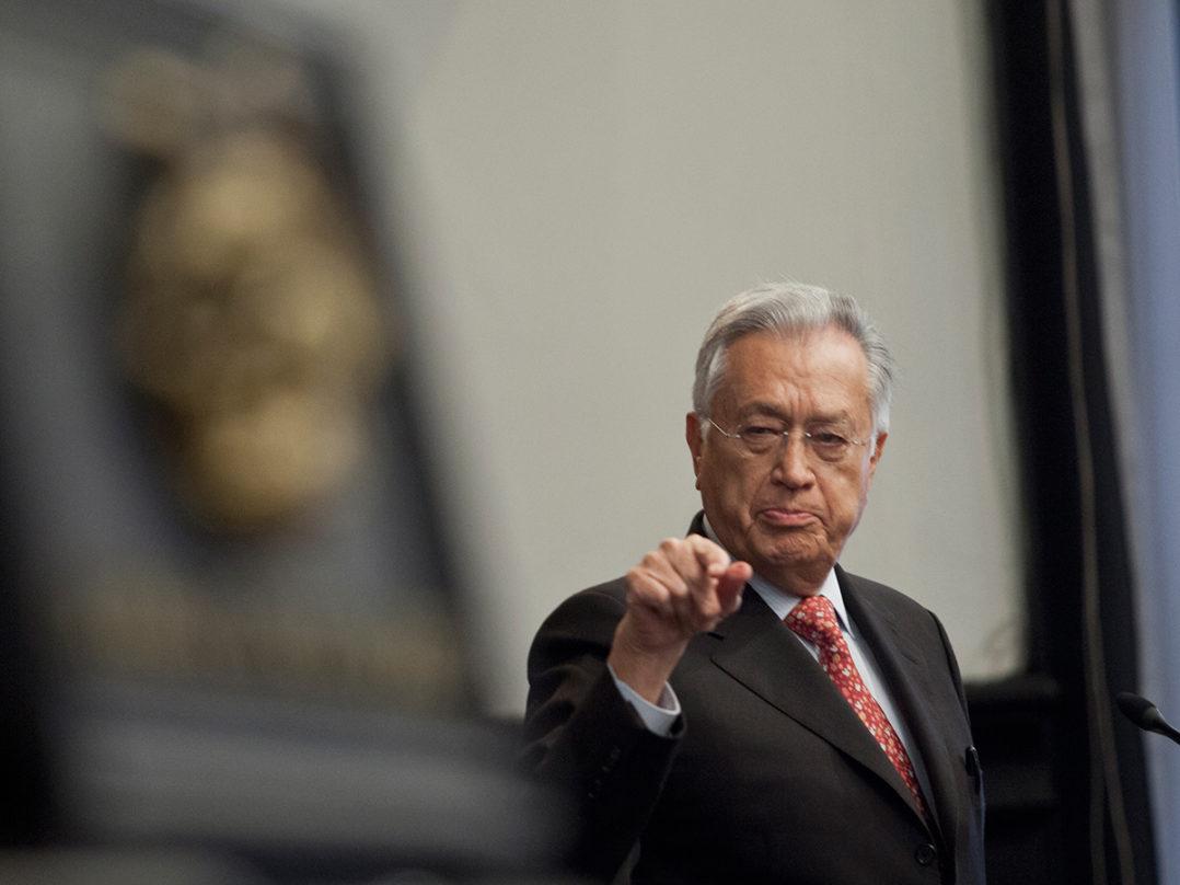 Bartlett fue uno de los principales opositores al Proyecto Integral Morelos, recuerda el Frente de Pueblos