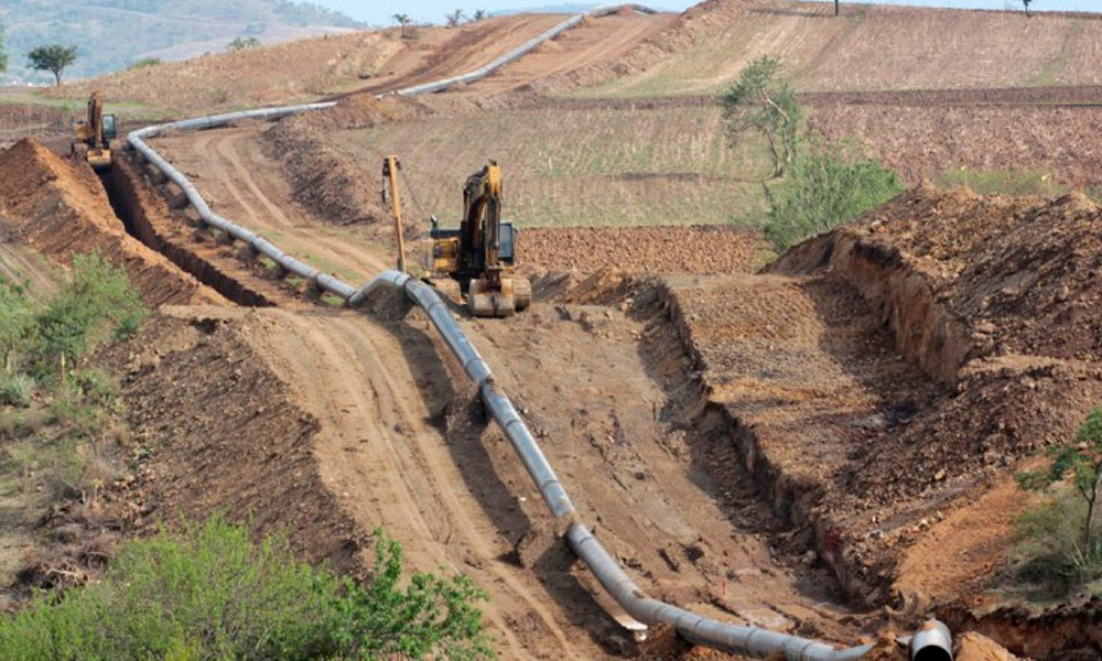 Frenan con amparos las obras del Proyecto Integral Morelos