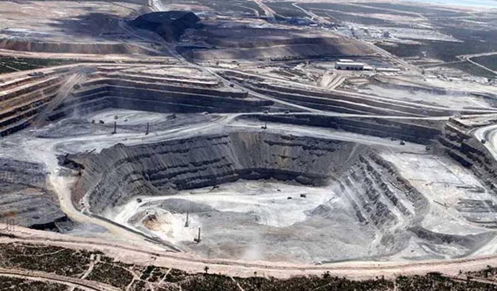 Oculta Goldcorp manejo de cianuro (Zacatecas)