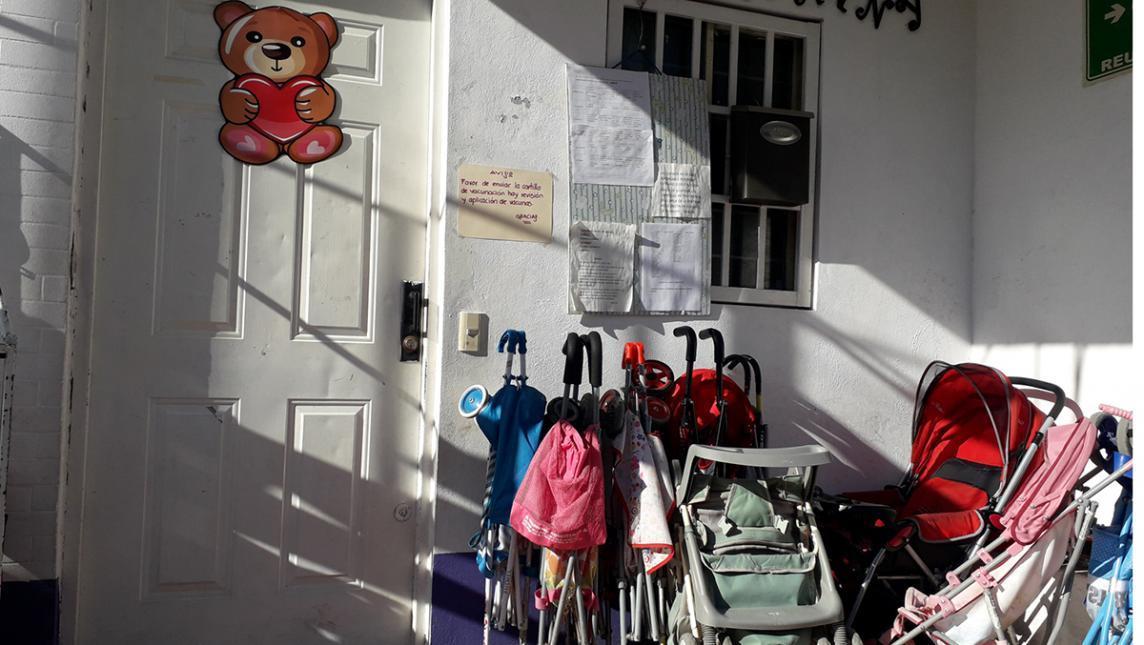 Cierra 60% de Estancias Infantiles en Oaxaca