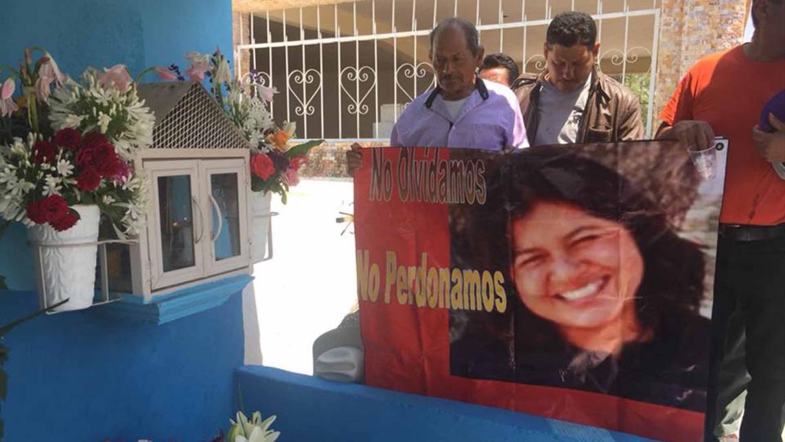 A 9 años del doble asesinato de activista, sigue la injusticia (Oaxaca)
