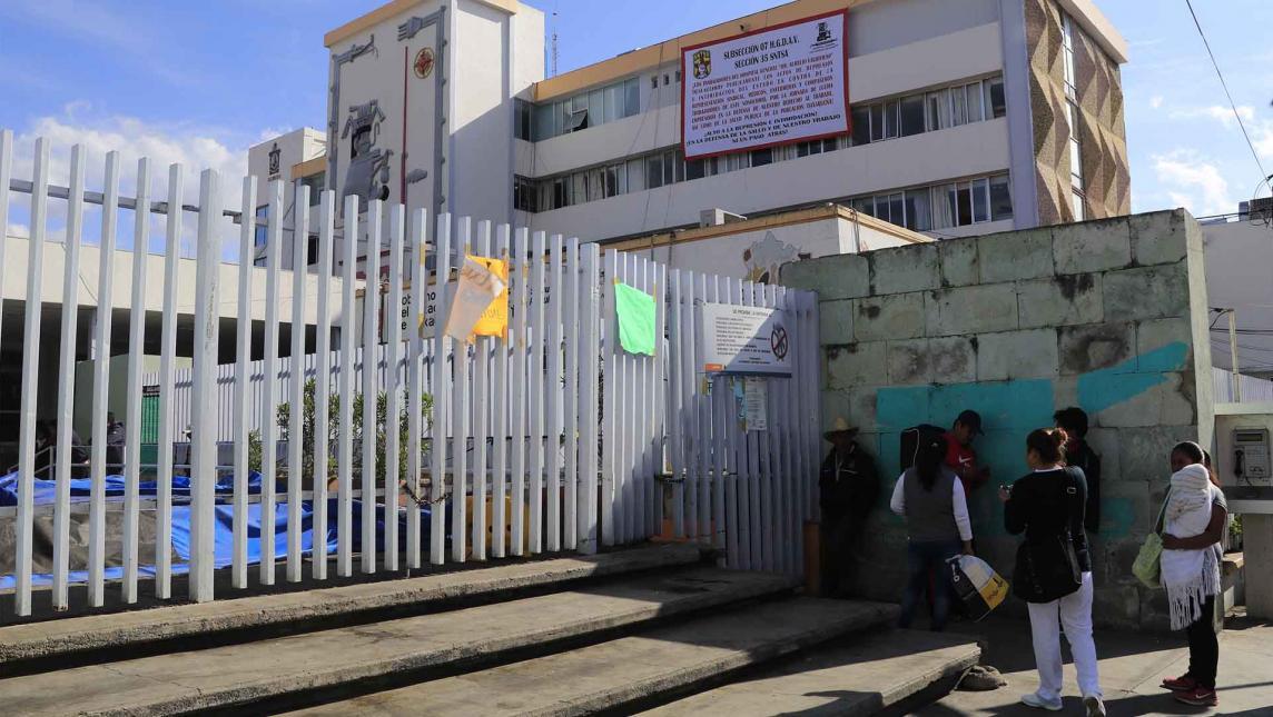 Hospital Civil de Oaxaca, cuando el desabasto nos alcance