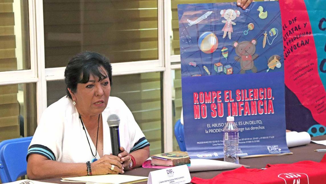 Luchan contra el abuso sexual infantil (Oaxaca)