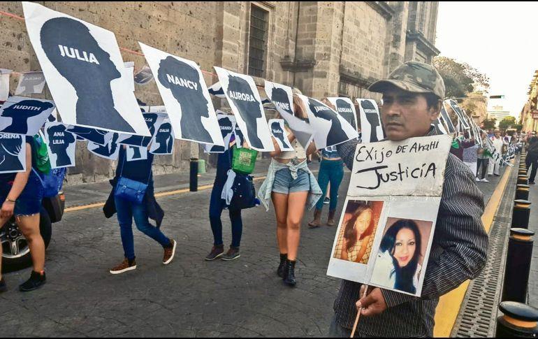 """""""Reconoce"""" el IJM rezago en 80 expedientes de feminicidio (Jalisco)"""