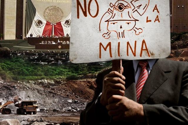 Niegan a minera explotación de oro y plata en Ixtacamaxtitlán (Puebla)