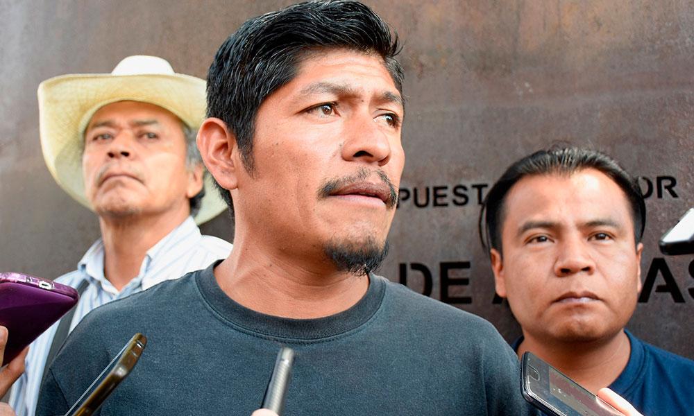 Samir Flores, un mes de impunidad