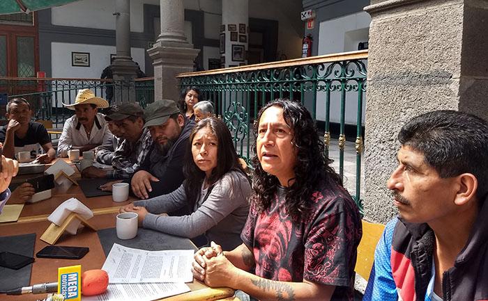 Comunidades de la Sierra Negra en contra de hidroeléctrica (Puebla)