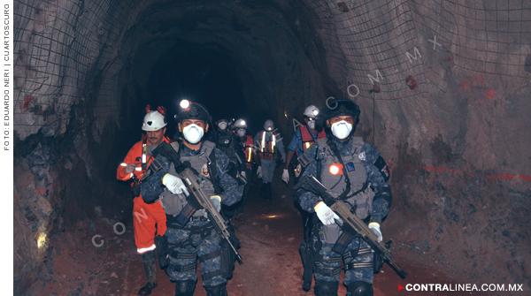 Megaminería tóxica en Baja California Sur: la lucha que no acaba