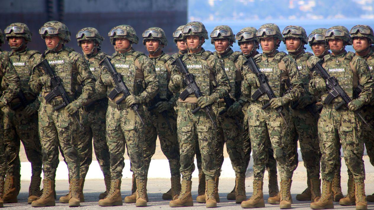 Marinos regresan a Morelos 10 años después del operativo donde murió Arturo Beltrán Leyva