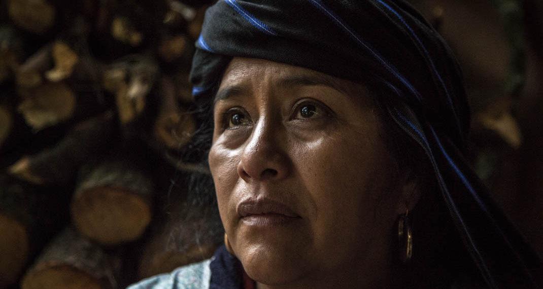 Las mujeres de fuego de Cherán (Michoacán)
