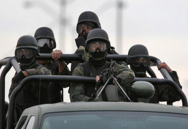 Arriban a Matamoros 150 elementos de la Guardia Nacional (Tamaulipas)