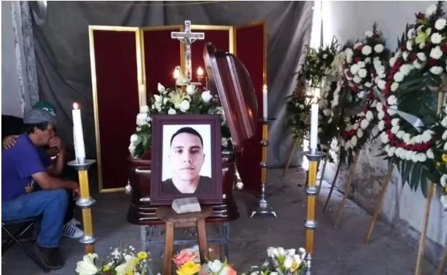 Familiares del joven muerto en Universidad de Zacatecas exigen justicia