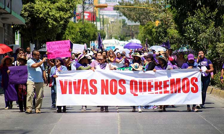 304 mujeres fueron asesinadas en enero, dice informe enviado a la ONU