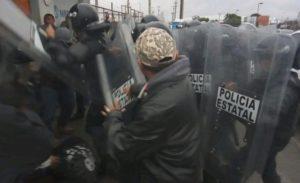 Golpea la Policía Preventiva Estatal de Tamaulipas a obreros de Maquiladoras de Matamoros