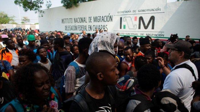 Se agudiza situación migrante en la frontera sur de México