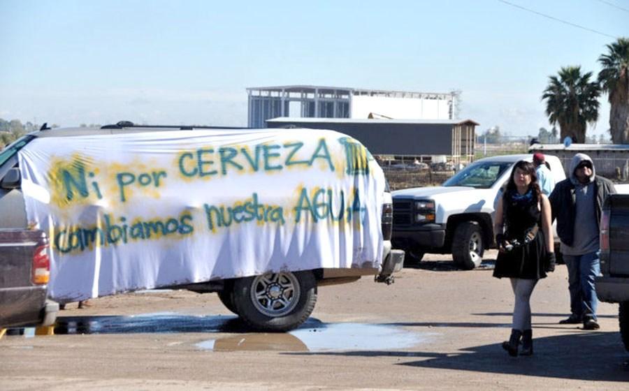 A partir de hoy inicia plan de EU que reducirá abasto de agua del Colorado y Mexicali y SLRC (Baja California)
