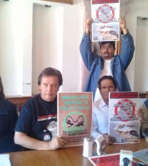 No cesa el conflicto de San Juan de Guadalupe (San Luis Potosí)