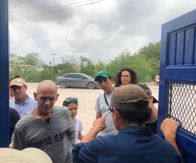 Por saturación, cierran albergue Senda de Vida a más migrantes en Reynosa (Tamaulipas)