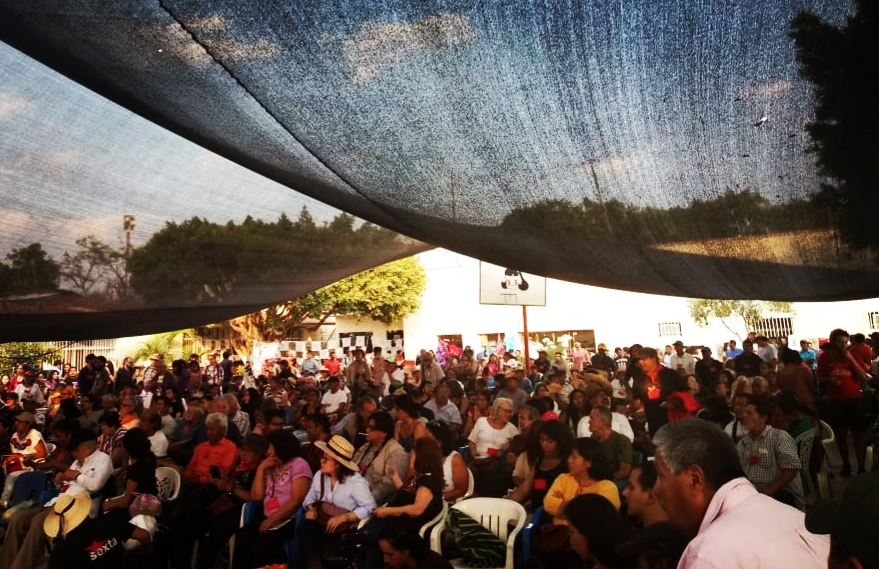 La lucha es por la vida:  Primera Asamblea Nacional entre el CNI-CIG-EZLN, redes de apoyo, organizaciones y colectivos anticapitalistas