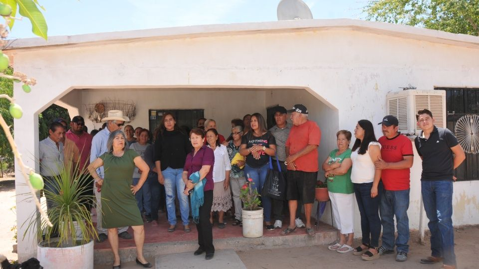 Habitantes denuncian que con el día de ayer ya cumplieron 4 días sin una gota de agua (Sinaloa)