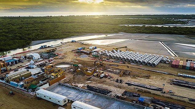 Tras retrasos, gasoducto marino Texas-Tuxpan entrará en funciones en junio (Veracruz)