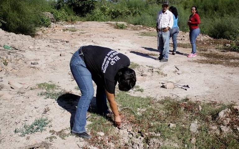 Hallan en fosas clandestinas a 15 ejecutados en Juan José Ríos (Sinaloa)