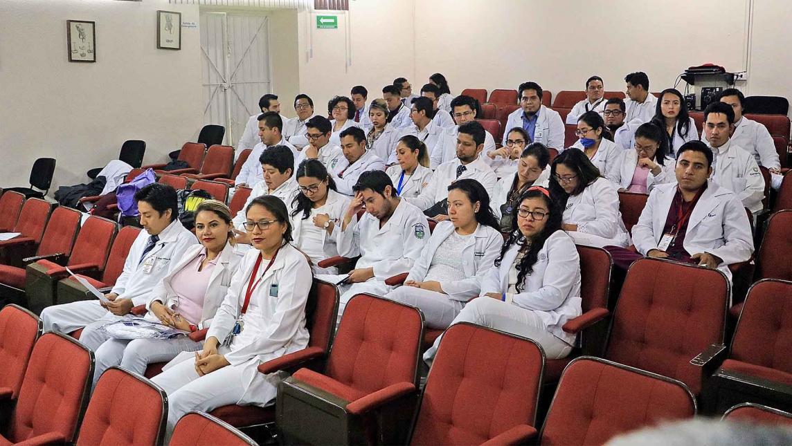 Médicos se van a paro este lunes (Oaxaca)